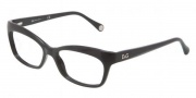 D&G DD1232 Eyeglasses Eyeglasses - 501 Black 