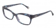 D&G DD1232 Eyeglasses Eyeglasses - 2551 Blue Marbled 