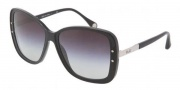 D&G DD3078 Sunglasses Sunglasses - 501/8G Black / Gray Gradient