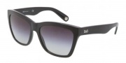 D&G DD3080 Sunglasses Sunglasses - 501/8G Black / Gray Gradient