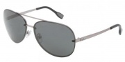 D&G DD6086 Sunglasses Sunglasses - 110887 Matte Gunmetal / Gray