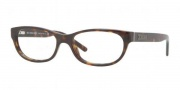 Burberry BE2106 Eyeglasses Eyeglasses - 3002 Dark Havana
