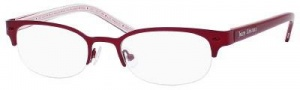 Juicy Couture Juicy 108 Eyeglasses Eyeglasses - OJJN Cherry