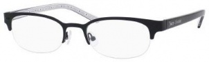 Juicy Couture Juicy 108 Eyeglasses Eyeglasses - 0003 Satin Black