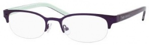 Juicy Couture Juicy 108 Eyeglasses Eyeglasses - 0JJQ Satin Purple