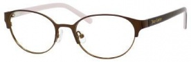 Juicy Couture Juicy 110 Eyeglasses Eyeglasses - 0DA3 Satin Brown