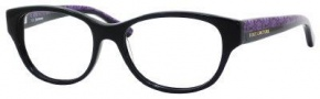 Juicy Couture Juicy 112 Eyeglasses Eyeglasses - 0JFH Black / Purple