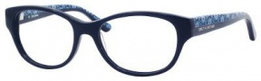 Juicy Couture Juicy 112 Eyeglasses Eyeglasses - OJFK Navy