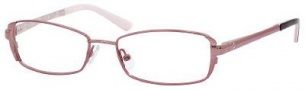 Juicy Couture Juicy 114 Eyeglasses Eyeglasses - 0JPF Brown Pink