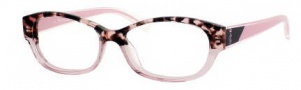 Juicy Couture Juicy 115 Eyeglasses Eyeglasses - 0DG4 Pink / Tortoise Fade 