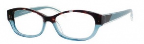 Juicy Couture Juicy 115 Eyeglasses Eyeglasses - 0JGL Tortoise / Teal Fade 