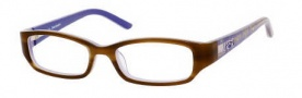 Juicy Couture Juicy 901 Eyeglasses Eyeglasses - 0ERL Blonde Lavender
