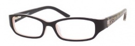 Juicy Couture Juicy 901 Eyeglasses Eyeglasses - 0ERN Espresso Ice Pink