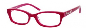 Juicy Couture Juicy 902 Eyeglasses Eyeglasses - 0RW5 Raspberry / Pink