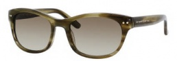 Kate Spade Tamsin/S Sunglasses Sunglasses - 0ETZ Striated Olive (CR Olive Gradient Lens)