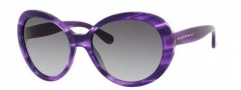 Kate Spade Nerissa/S Sunglasses Sunglasses - 0Y06 Purple Horn (Y7 Gray Gradient Lens)