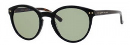 Kate Spade Rory/S Sunglasses Sunglasses - 0807 Black (L2 Green Lens)
