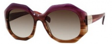 Kate Spade Jeanne/S Sunglasses Sunglasses - 0YQK Violet Brown (Y6 Brown Gradient Lens)