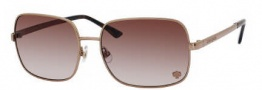 Kate Spade Liza/S-B Sunglasses Sunglasses - 0EQ6 Almond (Y6 Brown Gradient Lens)
