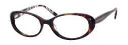 Kate Spade Jannie Eyeglasses Eyeglasses - 0X05 Havana Striped