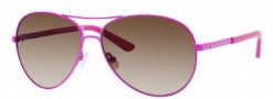 Kate Spade Alda/S Sunglasses Sunglasses - 0RF6 Rhodium Red (Y6 Brown Gradient Lens)