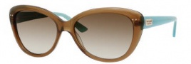 Kate Spade Angelique/S Sunglasses Sunglasses - 0JVC Tan (Y6 Brown Gradient Lens)