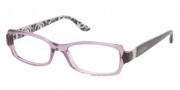 Bvlgari BV4051B Eyeglasses Eyeglasses - 5112 Top Violet on Transparent