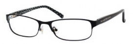 Kate Spade Ambrosette Eyeglasses Eyeglasses - 0006 Shiny Black Dot