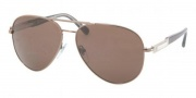 Bvlgari BV5021 Sunglasses Sunglasses - 138/73 Brown / Brown