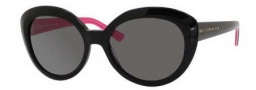 Kate Spade Chesley/S Sunglasses Sunglasses - 0807 Black (BN Dark Gray Lens)