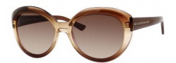 Kate Spade Chesley/S Sunglasses Sunglasses - 0JVM Brown Tan Crystal (B1 Brown Gradient Lens)