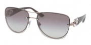 Bvlgari BV6053B Sunglasses Sunglasses - 176/11 Violet / Gray Gradient