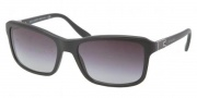 Bvlgari BV7011A Sunglasses Sunglasses - 732/8G Matte Black / Gray Gradient