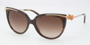 Bvlgari BV8089K Sunglasses Sunglasses - 51933B Havana / Brown Gradient 