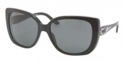 Bvlgari BV8090BM Sunglasses Sunglasses - 501/87 Black / Gray