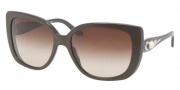 Bvlgari BV8090BM Sunglasses Sunglasses - 897/13 Cocoa / Brown Gradient