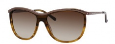 Kate Spade Domina/S Sunglasses Sunglasses - 0ETN Brown / Tortoise (Y6 Brown Gradient Lens)