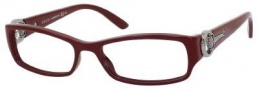 Gucci 3553 Eyeglasses Eyeglasses - 0IP0 Red