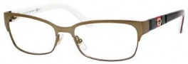 Gucci 4214 Eyeglasses Eyeglasses - 05L3 Brown Gold