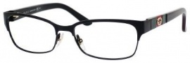 Gucci 4214 Eyeglasses Eyeglasses - 0GB5 Shiny Black