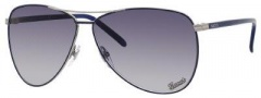 Gucci 4209/S Sunglasses Sunglasses - 09P9 Blue (JJ Gray Gradient Lens)