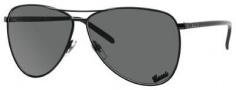Gucci 4209/S Sunglasses Sunglasses - 0M7A Semi Matte Black (P9 Gray Lens)