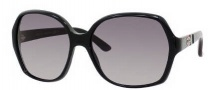 Gucci 3538/S Sunglasses Sunglasses - 0GAY Black (DX Dark Gray Shaded Lens)
