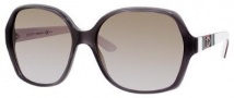 Gucci 3538/S Sunglasses Sunglasses - 05FB Gray (81 Brown Gray Gradient Lens)