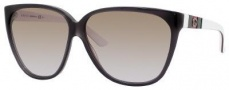 Gucci 3539/S Sunglasses Sunglasses - 05FB Gray (81 Brown Gray Gradient Lens)