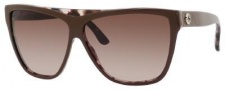 Gucci 3540/S Sunglasses Sunglasses - 04ZR Brown Havana (J6 Brown Gradient Lens)