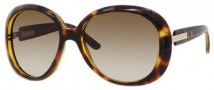 Gucci 3534/S Sunglasses Sunglasses - 05C0 Havana (CC Brown Gradient Lens)