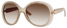 Gucci 3534/S Sunglasses Sunglasses - 05B9 Sand (02 Brown Gradient Lens)