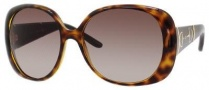 Gucci 3536/S Sunglasses Sunglasses - 05E7 Havana (HA Brown Gradient Lens)