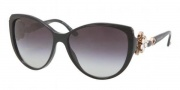 Bvlgari BV8097B Sunglasses Sunglasses - 501/8G Black / Gray Gradient